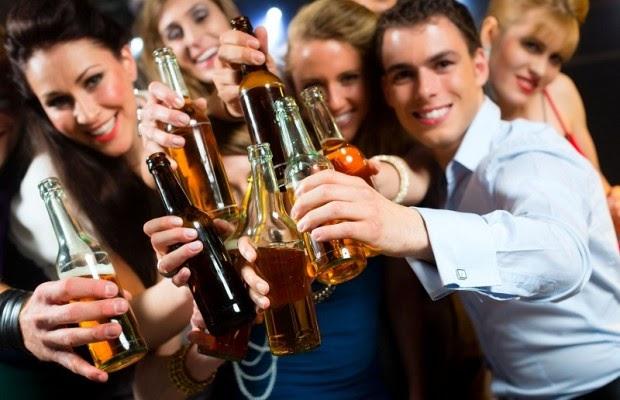 Bí kíp uống rượu bia không say không đỏ mặt