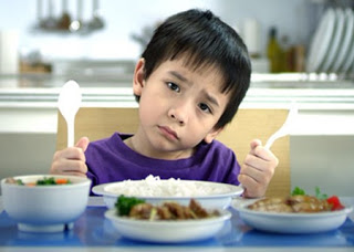 Trẻ suy dinh dưỡng kém ăn