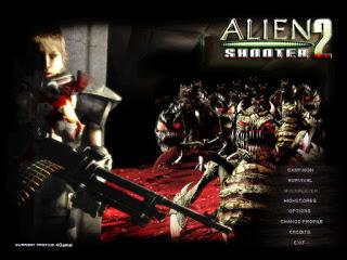 Hack vũ khí Alien Shooter 2