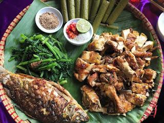 Món ngon ở Pù Luông Thanh Hóa