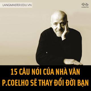 nhà văn Paulo Coelho