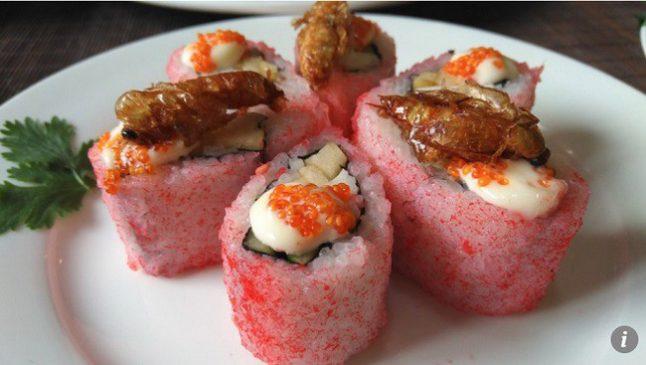 Sushi Tiểu cường