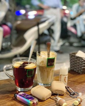 AHA Cafe - 11 Hàng Khay