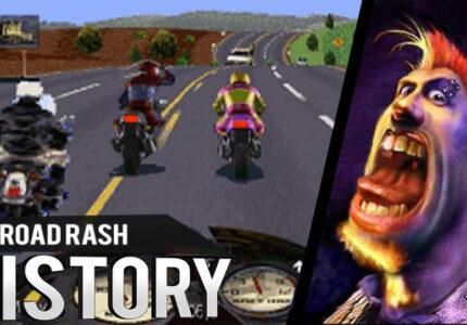 Game Road Rash