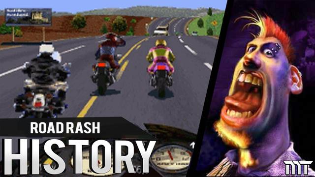 Game Road Rash Offline