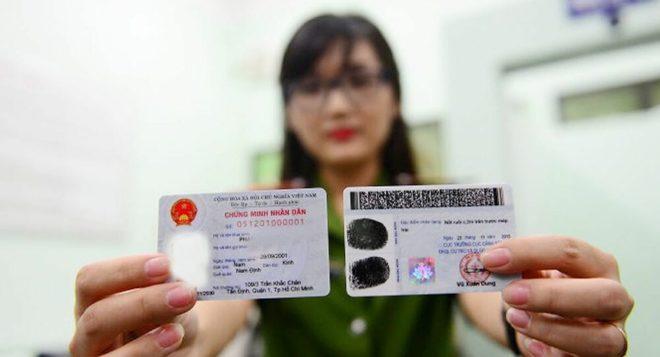 Ảnh thẻ căn cưới công dân
