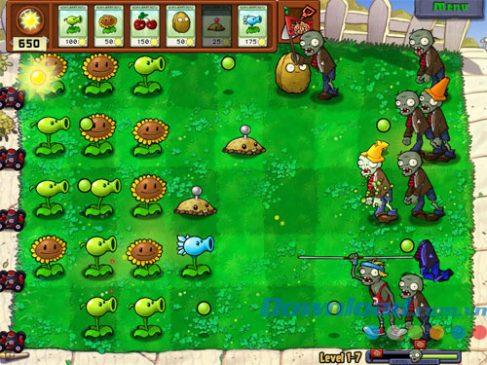 Tải game hoa quả nổi giận 3