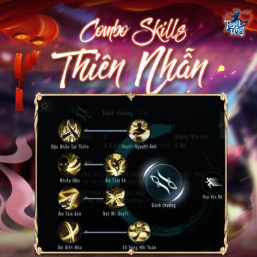 Skill Thiên Nhẫn