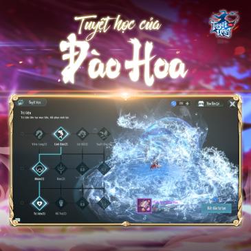 Tuyet hoc Dao Hoa