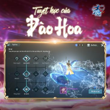 Tuyet hoc Dao Hoa pk