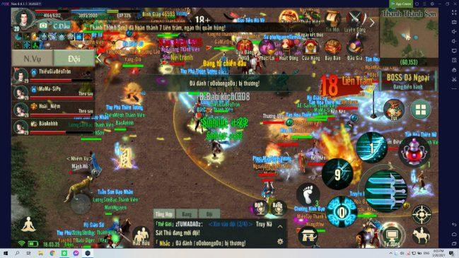 Võ Lâm Truyền Kỳ 1 Mobile: Hướng dẫn cách lên level cực nhanh trong game để bạn đua top